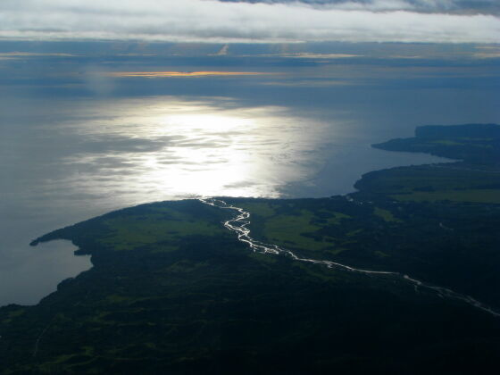 Garagassi Point,