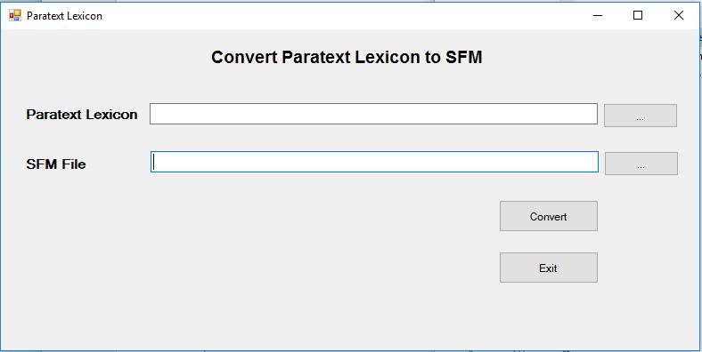 LingTranSoft Wiki | ParaTExt-FLEx Integration Tutorial