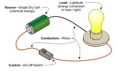 Light Bulb Circuit 499